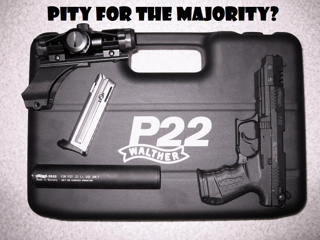 Photo's of mass murderer's weapons - Page 4 No%20pity%20for%20the%20majority!
